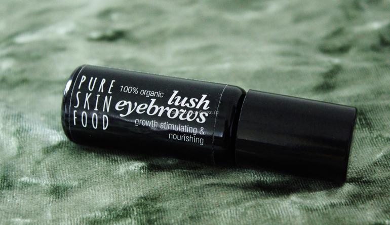 Lash Eyebrows Pure Skin Food