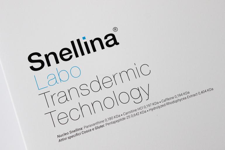 Composizione Snellina Labo Transdermic Technology Cosce-Glutei Labo