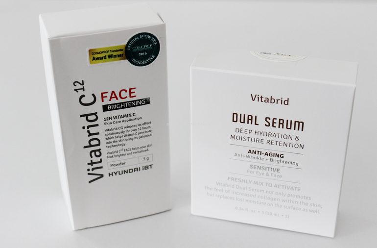 Vitabrid C12 e Dual Serum Vitabrid
