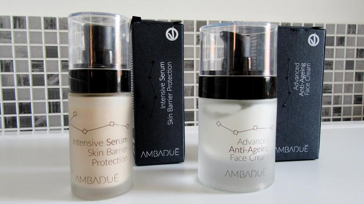 Siero e crema viso Ambadué