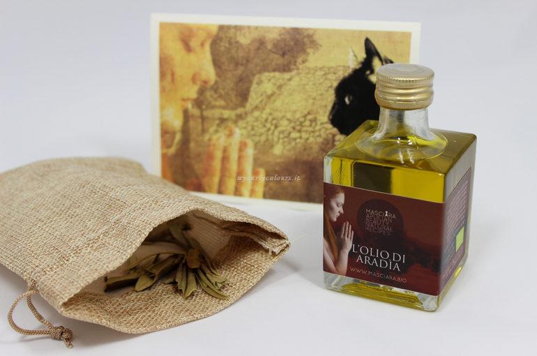 Masciara Natale 2018 Olio di Aradìa Puglia