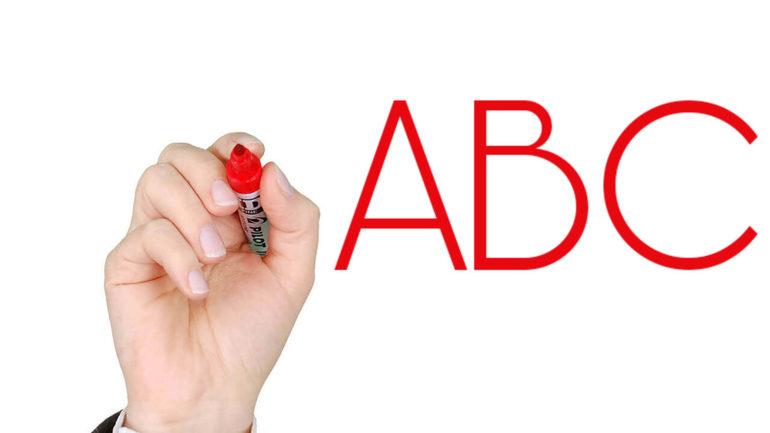 Presentazione rubrica ABC mycurlycolours