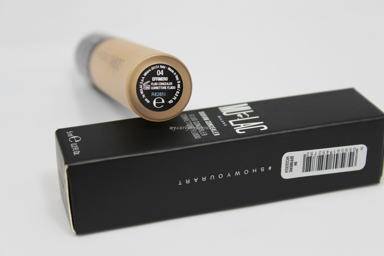 Packaging Dorian Concealer Mulac