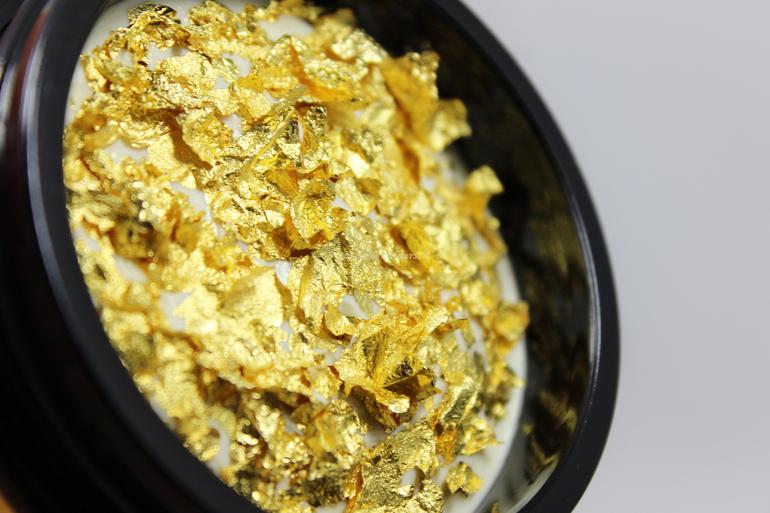 Texture Precious Lift & Light Gold Mask Eterea Cosmesi Naturale
