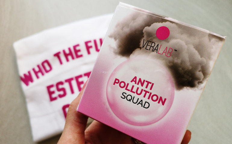 Anti Pollution Squad VeraLab L'Estetista Cinica