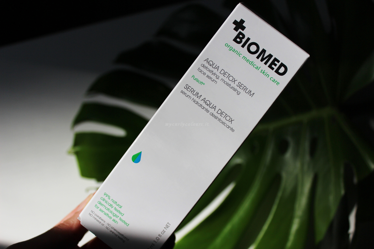 Aqua Detox Serum Biomed