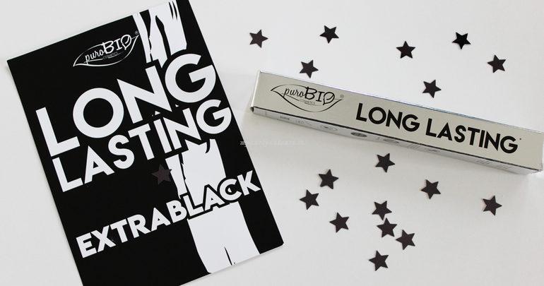Long Lasting PuroBio Cosmetics novità Anniversary #1