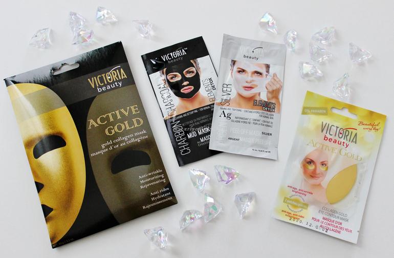 Maschere e patch occhi Victoria Beauty