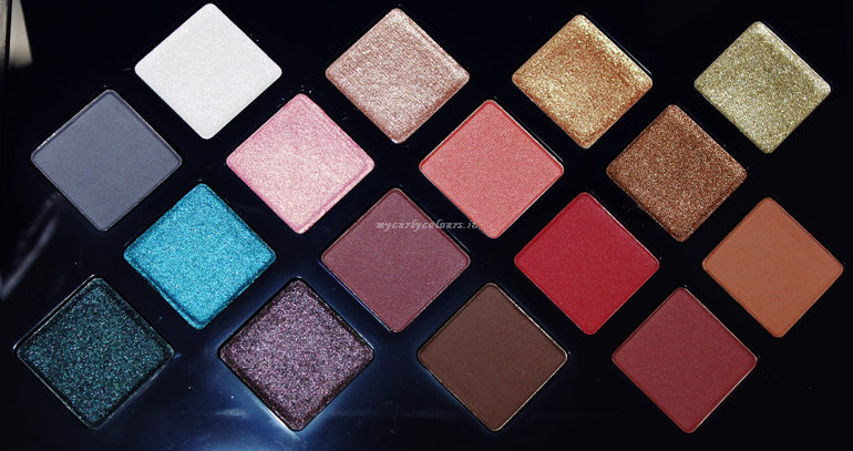 Ombretti Maroccan Spice Fenty Beauty by Rihanna con flash
