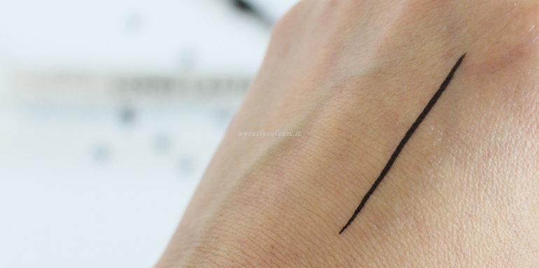 Swatch Long Lasting PuroBio Cosmetics novità Anniversary #1