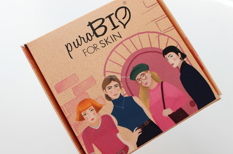 Box Maschere viso puroBio for Skin