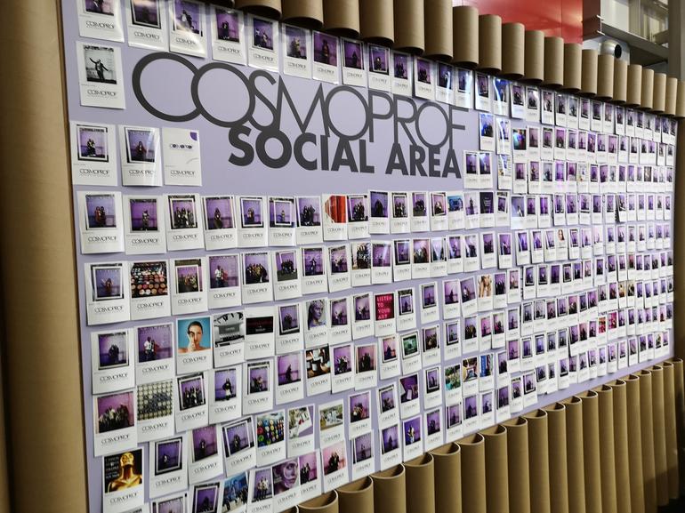 Cosmoprof 2019 Social Area