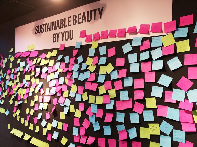 Iniziativa sostenibilità Cosmoprof Bologna 2019