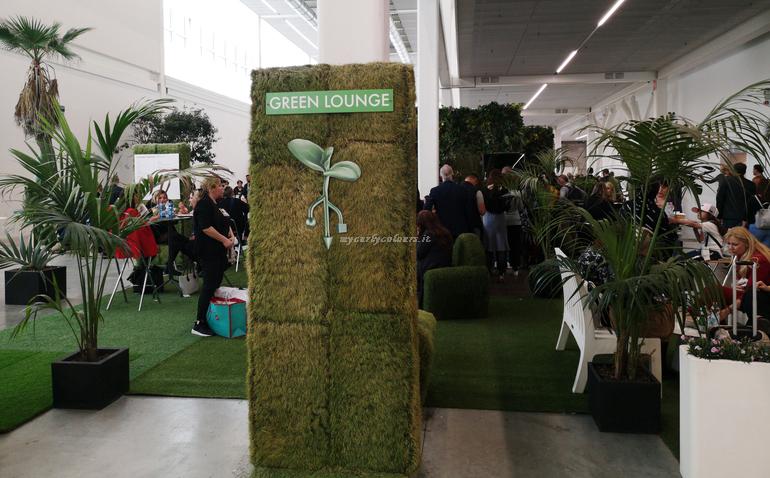 Green Lounge Mall Cosmoprof Bologna 2019