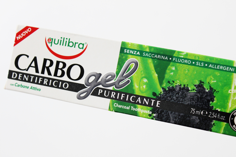 CarboGel Carbone Attivo Equilibra