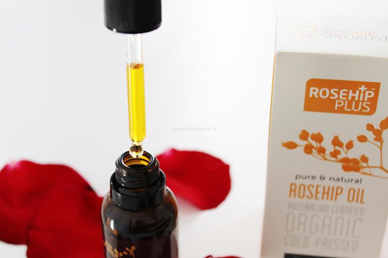 Rosehip Oil Rosehip Plus dettaglio