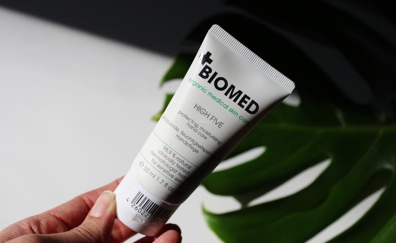 Crema mani High Five Biomed