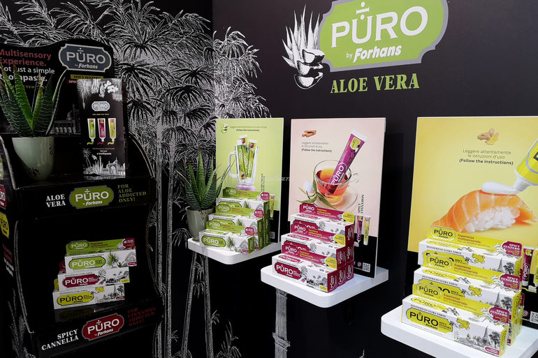 Stand PURO by Forhans Cosmoprof 2019