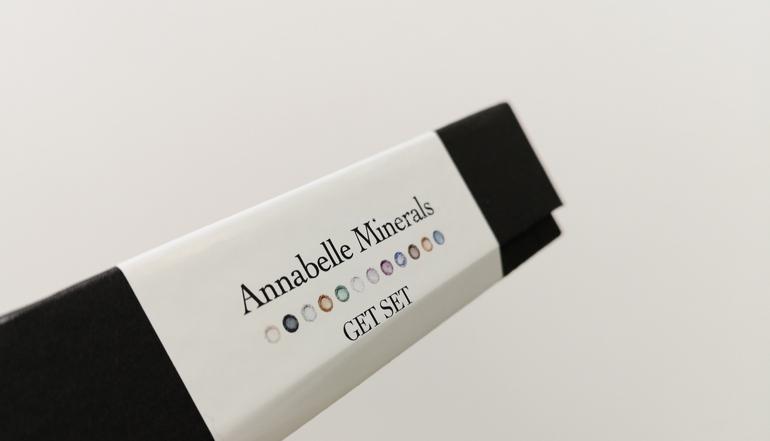 Annabelle Minerals Get Set