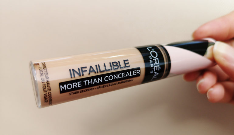 Infaillible More than concealer L'Oreal