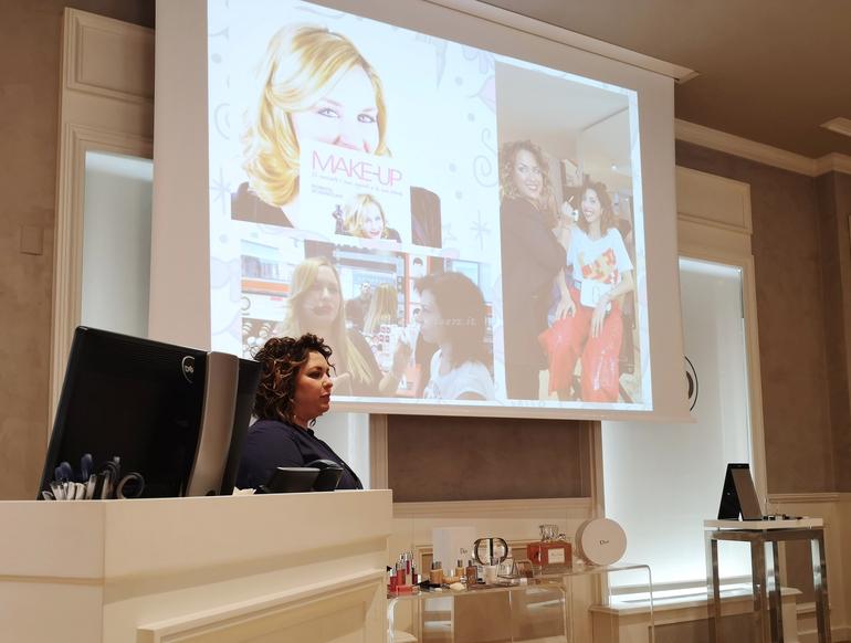 Robyberta Masterclass Davide Frizzi Dior Backstage Dior House Milano