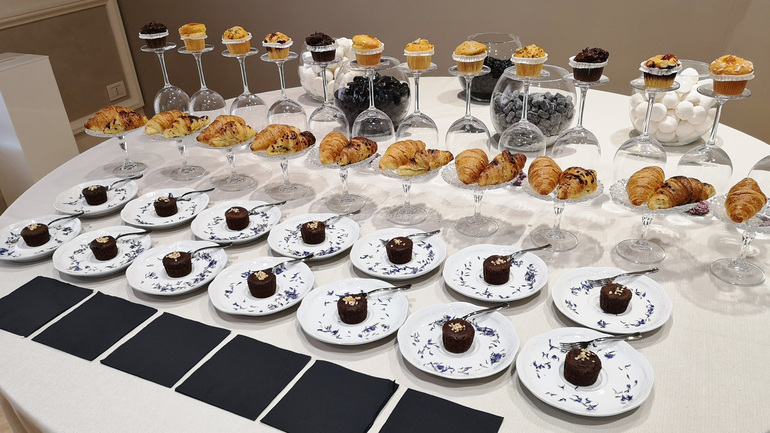 Coffee break masterclass Dior con Davide Frizzi