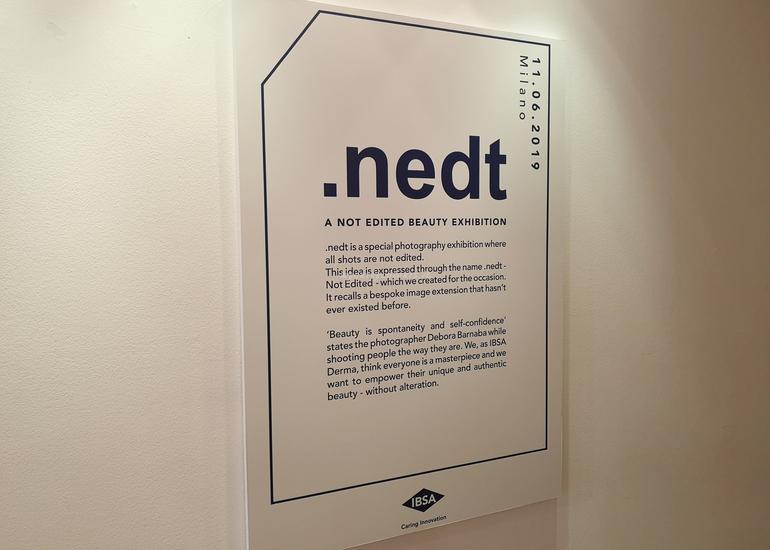 Mostra .nedt - not edited IBSA Derma