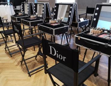 Masterclass Davide Frizzi Dior Backstage Dior House Milano