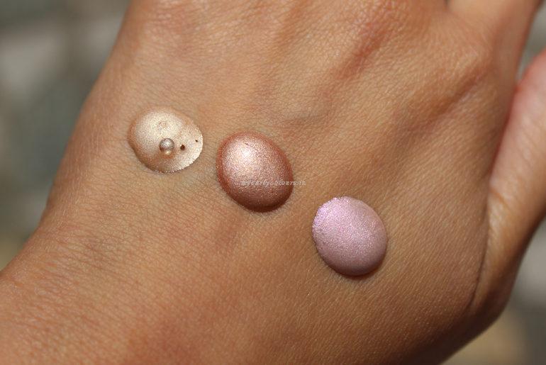 Texture Resplendent Liquid Stardust PuroBio Cosmetics