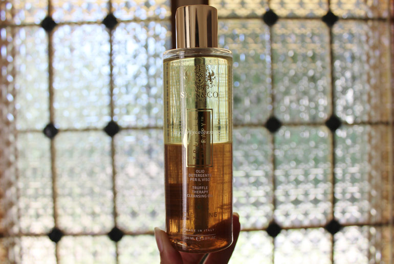 Cleansing Oil Truffle Therapy Skin & Co Roma