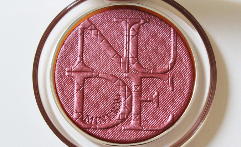 Diorskin Nude Luminizer Blush Dior 11 Plum Pop