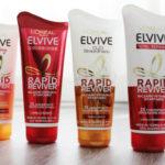 Elvive Rapid Reviver novità capelli L'Oreal