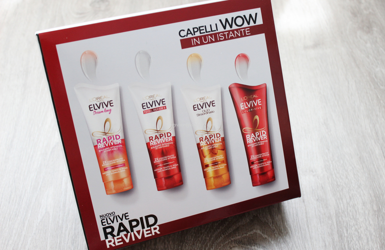 Elvive Rapid Reviver L'Oreal