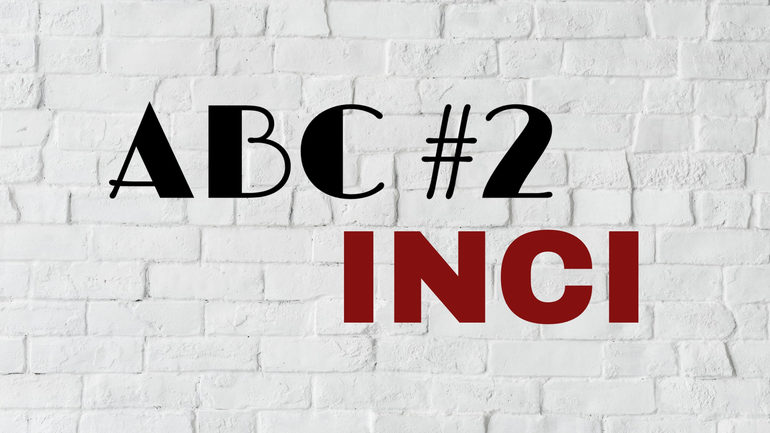 ABC #2 Inci