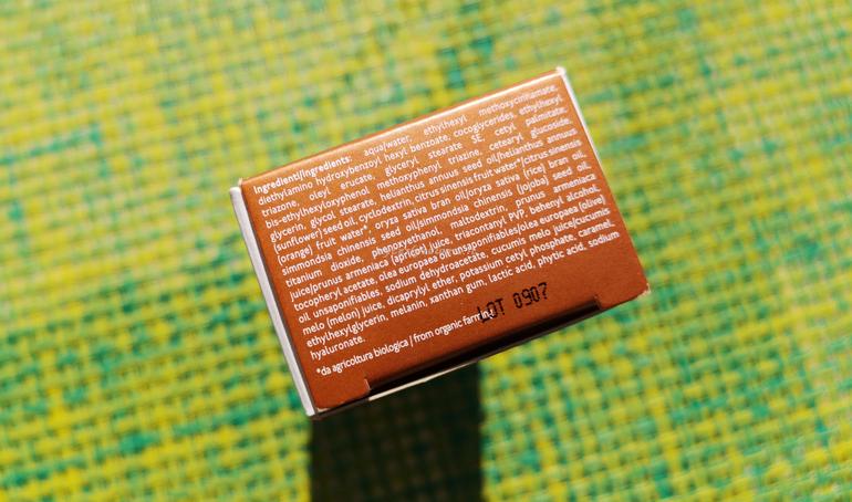 Inci Crema Solare Anti-rughe Viso e labbra Nature's SPF 50