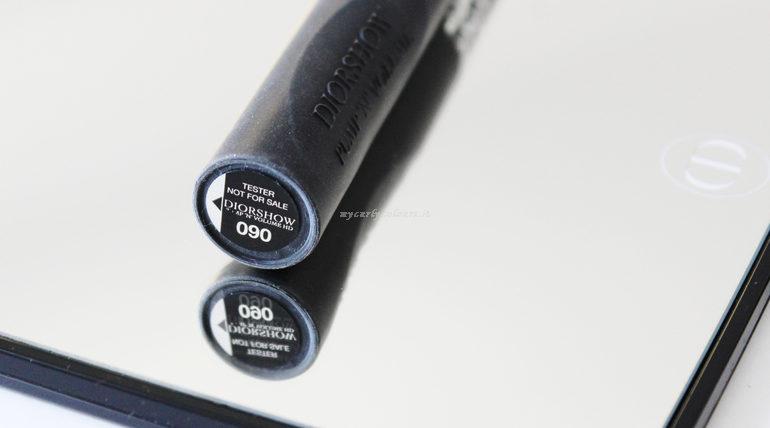 Dettaglio Diorshow Pump 'n' Volume HD Dior