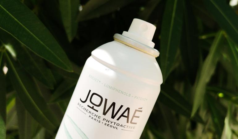 Hydrating Water Mist Jowae dettaglio spray