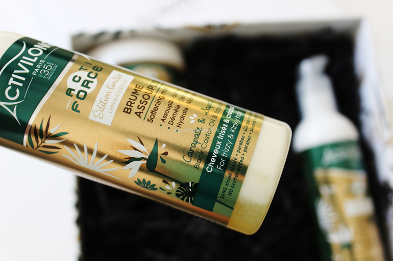 Texture Softening Mist Anniversary Box #35limited Activilong