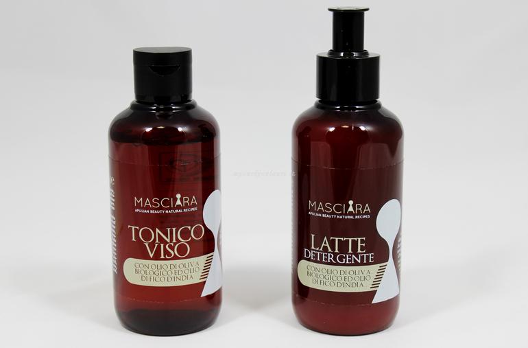 Tonico Viso e Latte Detergente Masciara