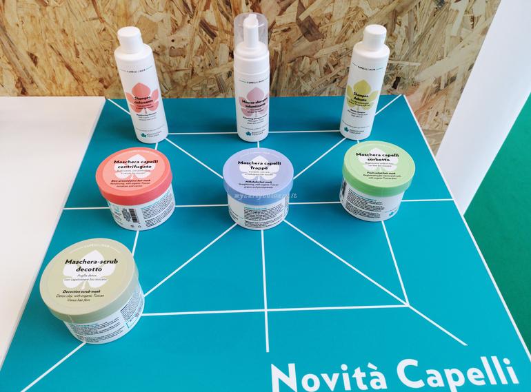 Novità capelli Biofficina Toscana Sana 2019