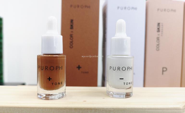 Novità make up Purophi Color x Skin Sana 2019
