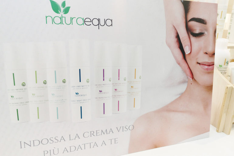 Nuovo packaging airless bioplastica Naturaequa