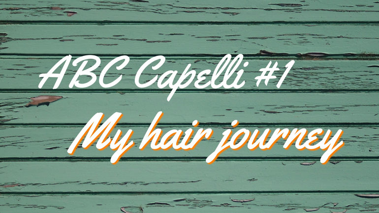 mycurlycolours.it ABC capelli #1 my hair journey