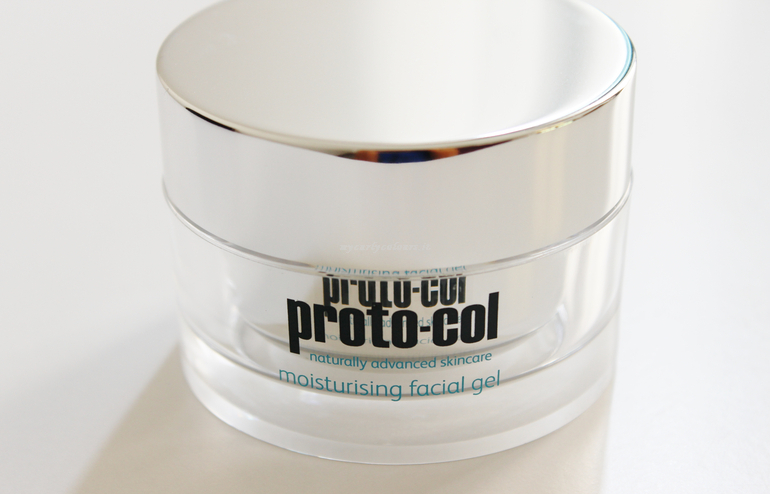 collagen Moisturising Facial Gel Proto-col