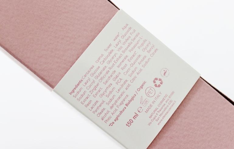 Inci Lux Soft Mousse Idra-Detox Eterea Cosmesi