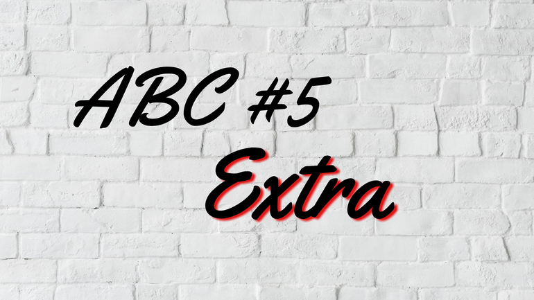ABC skin care #5 Extra