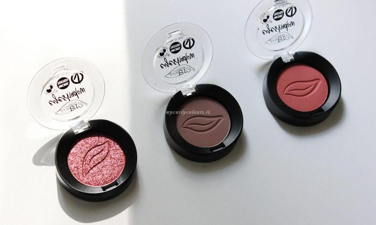 Nuovi ombretto 26/27/28 Anniversary#4 Purobio Cosmetics