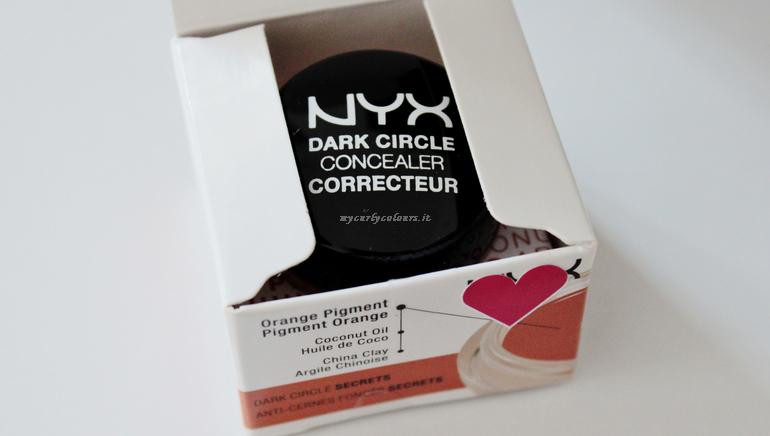 Dark Circle Concealer NYX