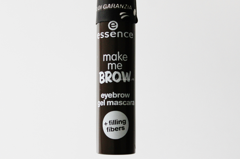 Make me Brow Eyebrow Gel Mascara Essence