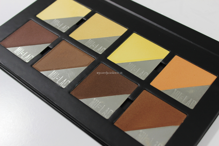 Atene palette Mulac review mix